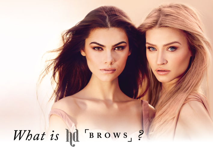 HD Brows Meet Worldwide Style TV
