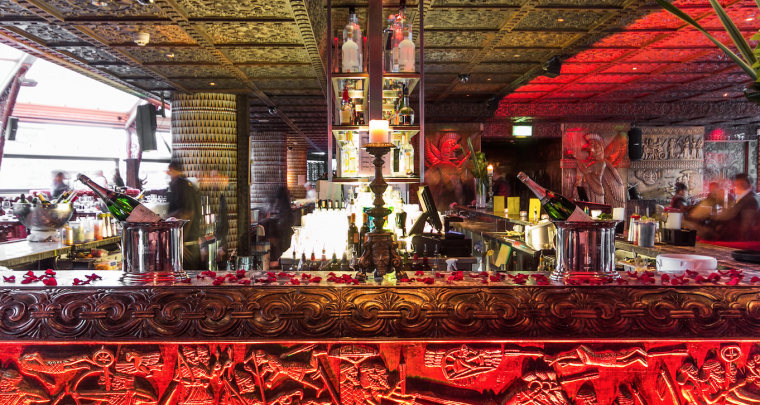 Experience the Opulent Fusion of Gilgamesh London